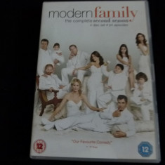 Modern Family - second season - Film serial Altele, Comedie, DVD, Engleza