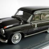 Neo Borgward 2400 Hansa hearse 1958 1:43 - Macheta auto Alta