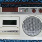 CASETOFON ELECTRONICA 302 2M (URSS, 1992 - PERFECT FUNCTIONAL!!! - CA NOU!!!)