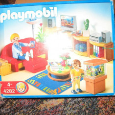 Playmobil 4282 Sufrageria