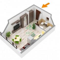 Comision 0 % - Olivia Residence Iasi - Apartamente cu 1, 2 sau 3 camere - Apartament de vanzare, 50 mp, Numar camere: 2, An constructie: 2017, Etajul 1