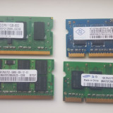 Ram ddr2 placute de 1Gb Laptop