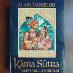 Kama Sutra. Breviarul amorului de Vatsyayana - Alain Danielou (2003) CARTONATA - Carti Hinduism