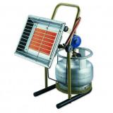 Incalzitor ceramic GPL cu suport ZILAN ZLN-6133, Putere incalzire 3Kw, Consum gaz 220g/ora