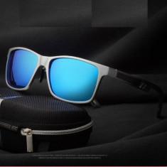 Ochelari Soare Polarizati Barbatesti Retro Design - Rama Plastic - MOdel 1