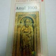 ANUL 1000 - Georges DUBY - Istorie
