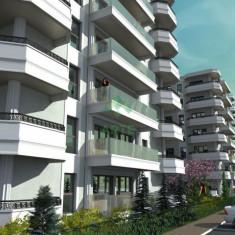 Comision 0 % - Art Resident Copou - Apartamente cu 1, 2 sau 3 camere - Apartament de vanzare, 55 mp, Numar camere: 2, An constructie: 2017, Etajul 1
