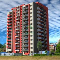 Comision 0 % - Rivers Towers Iasi- Apartamente cu 1, 2 sau 3 camere - Apartament de vanzare, 50 mp, Numar camere: 2, An constructie: 2017, Parter