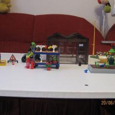 Playmobil Sera+reparatii drum