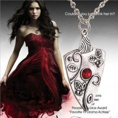 Medalion / Pandantiv / Colier / Lantisor - Vampire Diaries -  Amuleta Bonnie