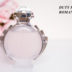 Parfum Original Paco Rabanne Olympea Aqua EDP Tester 80ml + Cadou - Parfum femeie Paco Rabanne, Apa de parfum