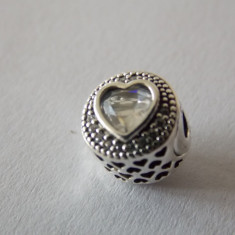 Talisman Pandora autentic 976081CZ - Pandantiv argint