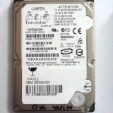 Hard disk Hitachi Travelstar DK23FA 80gb ide 2.5 inci bun verificat - HDD laptop
