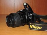 Vând aparat NIKON 3100