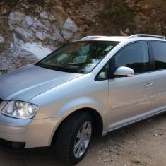 Vw turan 1, 9 tdi, An Fabricatie: 2006, Motorina/Diesel, 190000 km, 1898 cmc, TOURAN