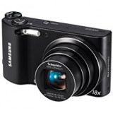 Samsung WB150F Long Zoom Smart Camera - Black - Baterie Aparat foto