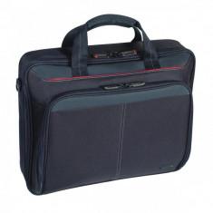 Geanta laptop de mana si umar Targus, CN31, 16 inch, neagra, Poliester, Negru