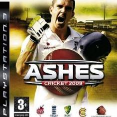Ashes Cricket 09 Ps3 - Jocuri PS3 Codemasters