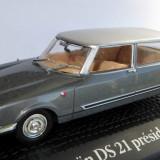 NOREV Citroen presidentielle DS21 Chapron ( Charles de Gaulle ) 1969 1:43 - Macheta auto Alta