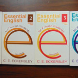 Essential English for Foreign Students, vol 1, 2, 3, 4 - C.E.Eckersley (1998)