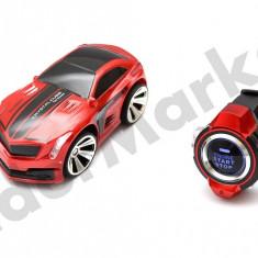 Masinuta de jucarie cu radiocomanda tip smart watch - comenzi vocale