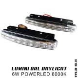 LUMINI DE ZI 6W DRL LED, Nissan