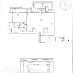 Apartament 2 camere zona Fizicienilor - Apartament de vanzare, 72 mp, Numar camere: 2, An constructie: 2008, Etajul 2