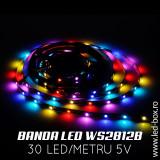 BANDA WS2812B DIGITALA NEO PIXEL 30 LED - Banda LED