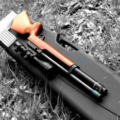 Arma de tir (aer comprimat) big-bore 12.5mm (.50 Cal) DragonSlayer - Pret redus!