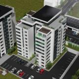 Comision 0 % - Crystal Residence Iasi - Apartamente cu 1, 2 sau 3 camere - Apartament de vanzare, 50 mp, Numar camere: 2, An constructie: 2017, Etajul 5
