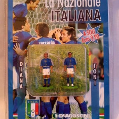 2 figurine fotbalisti Italia, FIFA World Cup Germania 2006, in cutia originala