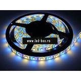 BANDA RGBW 5050 SMD ALB CALD IP65 - Banda LED