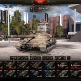 Cont World of Tanks WoT EU - UNICUM, 3000 wn8, 8 tancuri tier 10 inclusiv obj 907 - Jocuri PC Altele