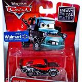 Masinuta Disney Pixar Cars Toon Car Heavy Metal Mater Flash Lighting Mcqueen