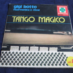 Gigi Botto - Tango Magico vol.8 _ vinyl, LP _ Quadrifoglio (Italia) - Muzica Latino, VINIL