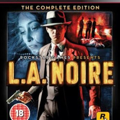 L.A. Noire The Complete Edition Ps3 - Jocuri PS3 Rockstar Games