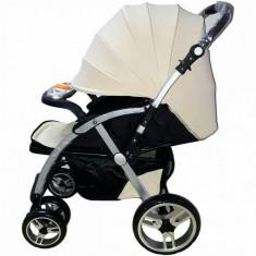 Cărucior nou născut Baby Care FK 8600 - Bej