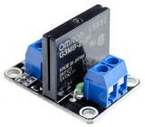 Modul cu un releu Solid state, Ucomanda-5V, max.2A-250VAC, cod: 10104517