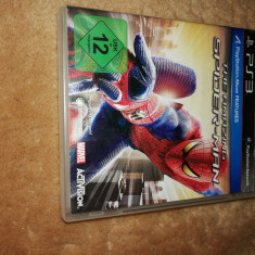 The Amazing Spiderman ps3 - Jocuri PS3 Altele