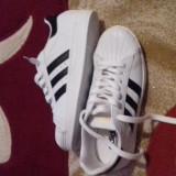 Vand adidasi - Adidasi barbati, Marime: 38, Culoare: Alb