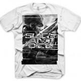 Tricou Metal Gear Rising Slice Marimea S - Tricou barbati