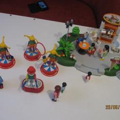 Playmobil Cofetarie+Artisti de circ