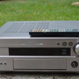 Amplificator Yamaha RX-V 1200 RDS cu Telecomanda originala - Amplificator audio Yamaha, 81-120W