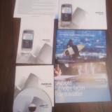 Nokia E71 argintiu - Telefon mobil Nokia E71, Neblocat