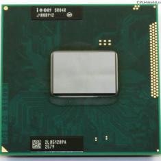 PROCESOR LAPTOP Intel Core i3-2310M - SR04R, Intel 2nd gen Core i3, 2000-2500 Mhz, Numar nuclee: 2, G2