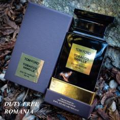 Parfum Original Tom Ford Tobacco Vanille Unisex EDP 100 ml Tester + CADOU - Parfum unisex Tom Ford, Apa de parfum