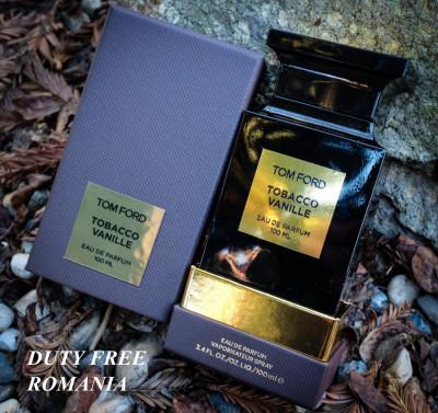Parfum Original Tom Ford Tobacco Vanille Unisex Edp 100 Ml Tester