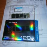 SSD ADATA Premier SP550 120GB SATA-III M.2 2280, SATA 3