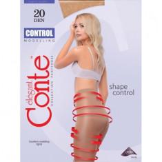 Ciorap modelator Control 20 Den,Conte Elegant,Conte Elegant