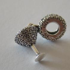 Talisman Pandora autentic 791535CZ Pahar cocktail - Pandantiv argint